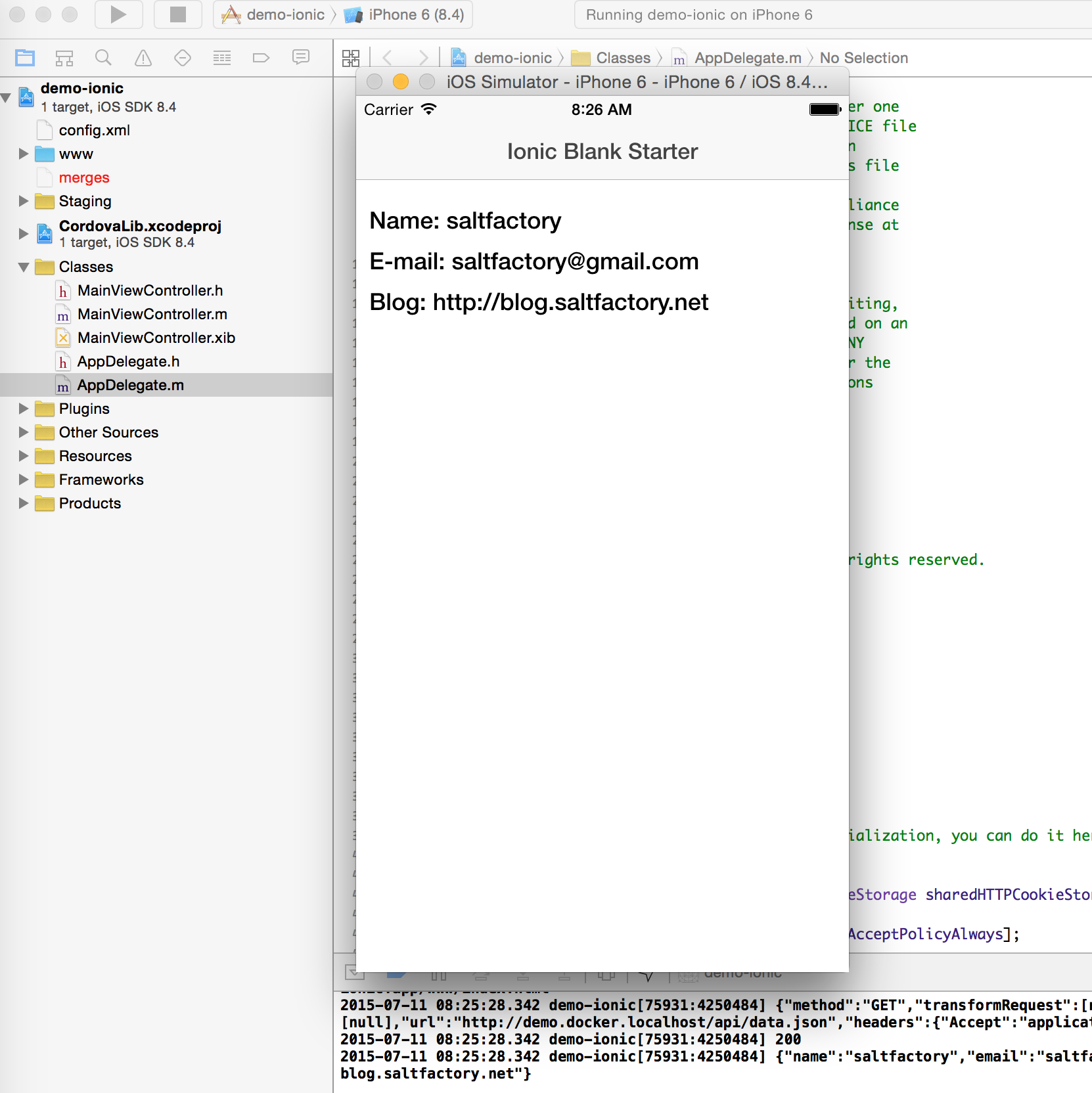 Xcode 실행
